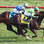 Carrick wins Secretariat Stakes